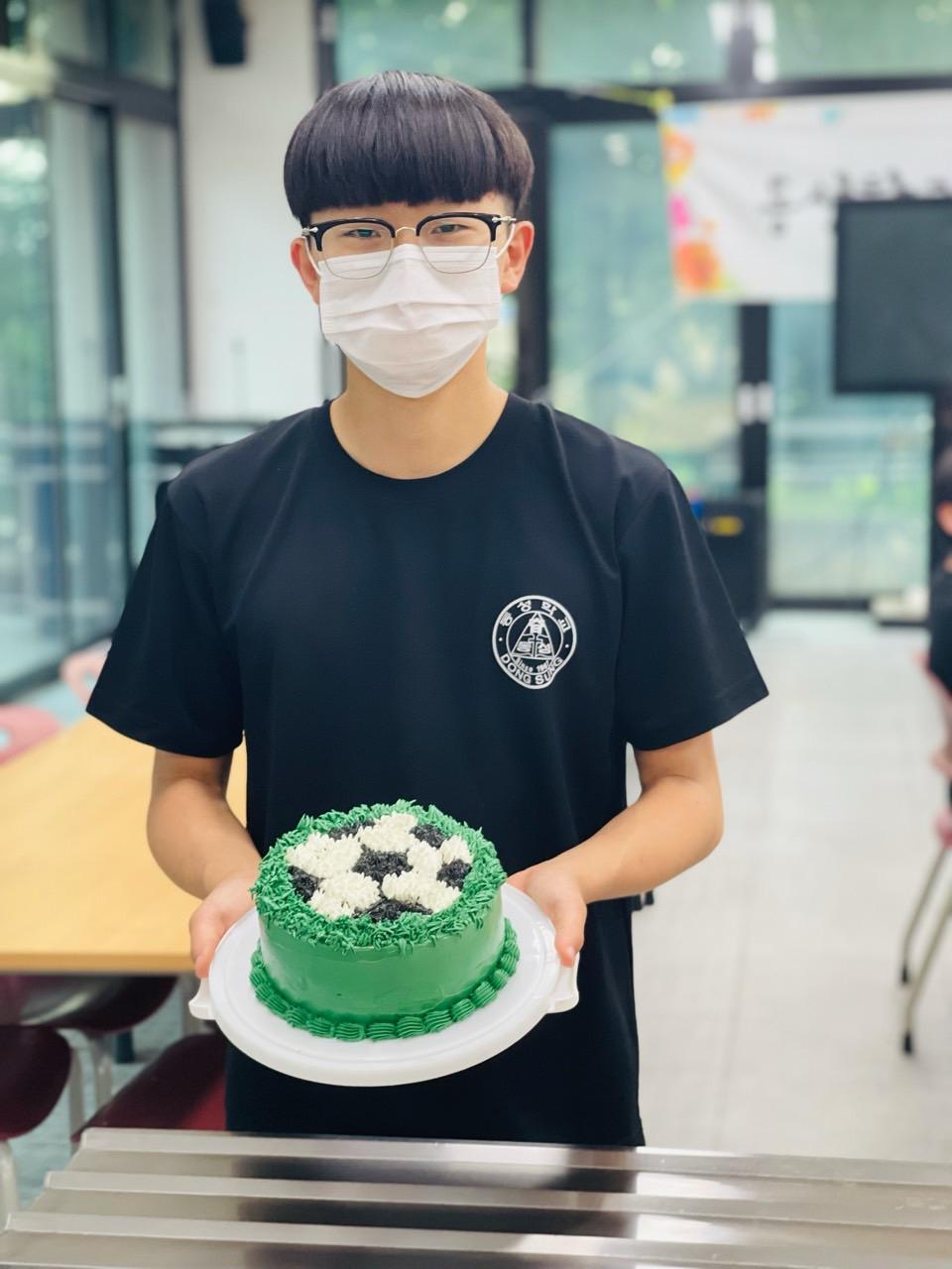7월 17일 손정우 학생 생일
